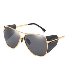 $enCountryForm.capitalKeyWord UK - designer sunglasses for men Retro Vintage mirror shades mens cool Windproof Polarized light sunglasses rose gold female glasses