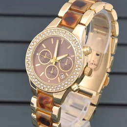 Wholesale Brand Watch Luxury Women Designer Watches Ladies Gold Dress Stainless Steel Wristwatches Clock Female Gifts Reloj Mujer