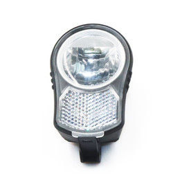 $enCountryForm.capitalKeyWord NZ - Waterproof Front Light Bike Mountain Bike Safety Warning LED Headlight Frame Battery LED Bike Headlight Bicycle Accessories