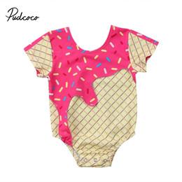 $enCountryForm.capitalKeyWord Australia - 2018 Brand New Toddler Infant Newborn Lovely Kids Baby Girls Ice Swimwear Swimsuit Bikini Bathing Suit Costume Bodysuit