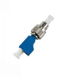 Discount lc adapter - 100% Brand New Short Type LC Female to FC Male Fiber Optic Adapter FC-LC Hybrid Optical Adapter