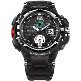 $enCountryForm.capitalKeyWord NZ - New Style Children Auto Date Digital Round Three Pointer Electronic Watch 30M Waterproof Student Fashion Watch