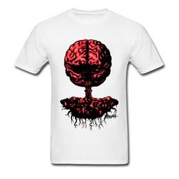6c038a8f991ced Cheap Animal Tee Shirts Australia - 2018 Cheap Sale 100 % Cotton Alien Mind  Nuke Men s