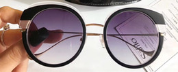 Goggles For Eye Protection NZ - Luxury 0689 Sunglasses For Women Fashion Design Popular Charming Cat Eye Sunglasses Top Quality UV Protection Sunglasses Come With Package