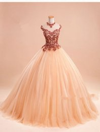 $enCountryForm.capitalKeyWord Australia - 2019 New Sexy Luxury Ball Gown Red Quinceanera Dresses For 15 Party Debutante Gowns Sparking Crystal Sweetheart Dress Party Gown QC1256
