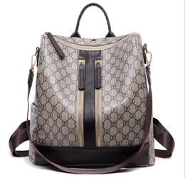 Paisley Backpack Women Canada - Fashion Women Backpack High Quality Youth Leather Backpacks for Teenage Girls Female School Shoulder Bag Bagpack mochila