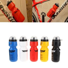 Tour france bike online shopping - 650ML Portable Outdoor Bicycle Cycling Sport Drink Jug Water Bottle Cup Tour De France Bicycle Bottle Colors Bike Accessories LJJM90