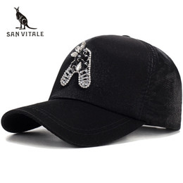 golf snap backs 2019 - Hats & Caps Women Ratchet Gorras Para Hombre Classic Style Hip Hop Top Quality Golf Bone  K-Pop Snap back Black 2019 New
