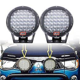 4x4 Atv Headlights NZ - Offroad LED Driving Work Light 185W 12V 24V Car Auto Wagon ATV SUV 4x4 4WD UTE Boat Headlight DRL Lamp For TOYOTA FORD JEEP