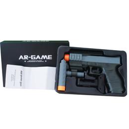 Bluetooth Toys Australia - AR-GUN VR Game Augmented Reality Shooting Games Smart Phones Bluetooth Control Toy Gun Short Style
