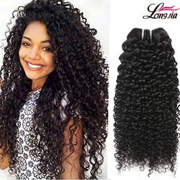 Discount kinky curly human hair - Cheap Malaysian Kinky Curly Hair Weave 100% Unprocessed Human Virgin Hair 3 4 5 Bundles Wholesale Malaysian Deep Curly H
