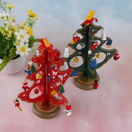 wooden animal ornament australia snowflak christmas tree decoration 3d cartoon wooden animal xmas gift ornament