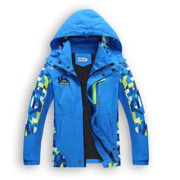 $enCountryForm.capitalKeyWord NZ - Children Outerwear Warm Polar Fleece Coat Kids Clothes Waterproof Windproof Baby Boys Girls Jackets For 4-15 T Autumn Spring