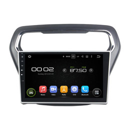 ford car dvd NZ - Car DVD player for Ford Escort 2014-2015 10.1inch 4GB RAM Octa core Andriod 8.0 with GPS,Steering Wheel Control,Bluetooth