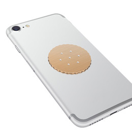 40x40mm kreisförmige Auto Halterung Metallplatte für alle magnetische Autotelefonhalter Berg Handy halten Telefon stehen