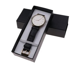 Wholesale Boxes Packaging Australia - Long Type Watch Box Necklace Bracelet Jewelry Accessories Display Storage Case Packaging Watch Display Box Drop Shipping