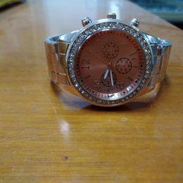 Luxury Crystal Women Quartz Watch Australia - Women Luxury Dial Crystal Bracelet Watch Stainless Steel Band Digital Numbers Analog Quartz Wrist Watches Rose Gold Clock