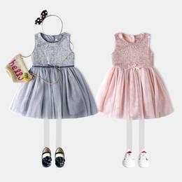 $enCountryForm.capitalKeyWord Canada - 2017 Girl Sweet Infant Party Princess Dress Ball Gown Sundress Girls Dresses Bridesmaid Clothes Summer Style Sleeveless Costume
