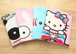 Wholesale Kawaii Waterproof PVC Hello Kitty Elephant Bear Rabbit Cartoon Women Lay Girl s Aprons