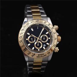 new trendy watches 2019 - Fashion trendy quartz Wristwatches men luxury brand designer cosmogr watches reloj de pulsera montres pour hommes cheap