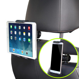 $enCountryForm.capitalKeyWord NZ - Car Back Seat Headrest Mount Holder For iPad 2 3 4 Air 1 2 for iPad mini for SAMSUNG Tablet PC Stands Bracket 4-10 Inch device