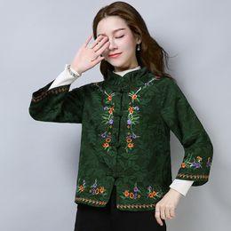 $enCountryForm.capitalKeyWord Canada - Embroidered jacket boho chic hippie clothing women bomber jackets Japanese style kimono jackets women winter 2018 DD1728 S