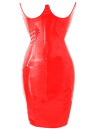 China Hot Sexy Black  Red PVC Women Club Dress Bodycon Party Dresses Ladies Vestidos Outfits Clubwear Costume S-6XL 896 suppliers