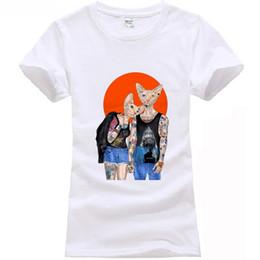 4f7dce26 2018 Sphynx Cat Tattooed Cool Rock Punk Couple Love Funny Joke women T  Shirt Tee hoodie hip hop t-shirt