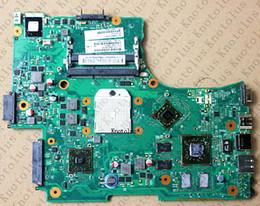 Satellite motherboard online shopping - V000218040 A2333101 for Satellite L650D L655D laptop motherboard HD DDR3 test ok