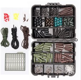 Lure storage boxes online shopping - Fishing Carp set Almighty Mixed Fishing Lure Bait box Wobbler With Treble Hook Minnow Bait carp Fish Spinners Terminal Tackle Kit KKA4068