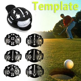 $enCountryForm.capitalKeyWord Canada - MARK GOLF BALL STENCIL MARKER TEMPLATE DRAWING LINE KIT PEN (BLACK)