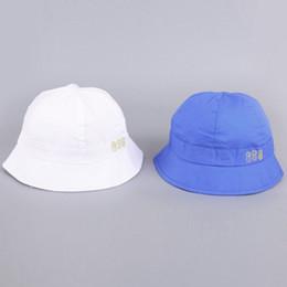 1ac4089ef3b Baby Summer Sun Hat Toddler Boys Girls Beach Cotton Bucket Cap Set  Accessories