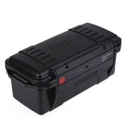Discount equipment boxes - Ship From US&CN 4 Seasons Professional Water Proof Case Outdoor Convenient Large Capacity Safe Box Items Storage Equipme