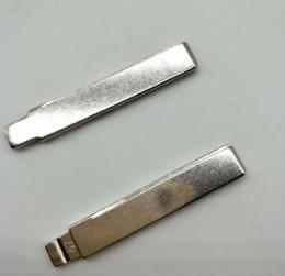 $enCountryForm.capitalKeyWord Australia - 10Pcs lot Best Metal Blank Uncut Flip Remote Key Blade Type NO.67 for BMW for MG