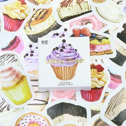 $enCountryForm.capitalKeyWord NZ - 1pcs Memo Pad NotDiary of Stickers Notepad Birthday Cake Paper Note Book Replaceable Stationery Gift Traveler Journal