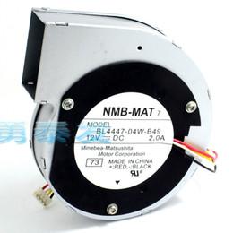 aNS Todo o Novo Semi CO Novo 11028 12 V 2A turbina ventilador centrífugo BL4447-04W-B49 110 * 110 * 28mm venda por atacado