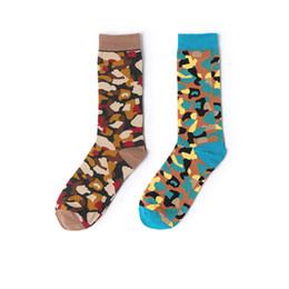 $enCountryForm.capitalKeyWord Canada - 2018 New Men's Socks Camouflage Europe and America Fashion Tube Socks Male Socks wholesale 1 Dozen   12 pairs