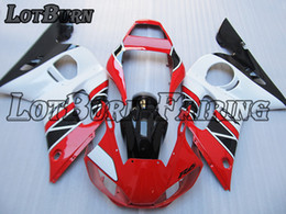 Moto Yamaha Australia - Bodywork Moto Fairings Fit For Yamaha YZF YZF-R6 YZF600 R6 1998 - 2002 98 - 02 Fairing kit Custom Made High Quality ABS Plastic C850
