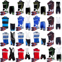 Discount maillot bib - ORBEA team Cycling Sleeveless jersey Vest (bib)shorts sets mtb maillot Breathable Anti Pilling Hot New racing wear D1345