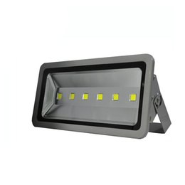 Chinese  1X supper brightness 300W LED floodlight with gray shell led floodlight outdoor lighting project lamp express free shipping manufacturers
