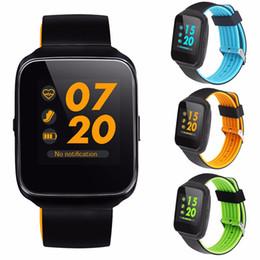$enCountryForm.capitalKeyWord Canada - Latest Z40 plus Sport Waterproof Bluetooth smart watch Heart Rate Monitor Sphygmomanometer Step Sleep Monitor Health Bracelet