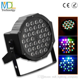 $enCountryForm.capitalKeyWord NZ - 36 LED LED Stage Light RGB Crystal Magic Ball Bulb DMX Par Light 110-240V Disco Club Party Light with Remote Controller