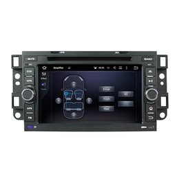 din car dvd chevrolet Canada - Car DVD player for Chevrolet Captiva (2006-2012) 7Inch 2GB RAM Andriod 6.0 with GPS,Steering Wheel Control,Bluetooth