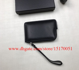 Small Leather Purses Canada - brand new real leather Women zipper coin purses genuine leather small wallet for lady 802