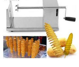 $enCountryForm.capitalKeyWord NZ - Tornado Potato Cutter Machine Spiral Cutting Machine Chips Machine Kitchen Accessories Cooking Tools Chopper Potato Chip