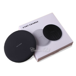 wireless charger cell phones 2019 - Q1 Wireless Chargerl Charging Pad Cell phone charger dock 9v 1.67A fast charger quick charger Charging Technology for ip