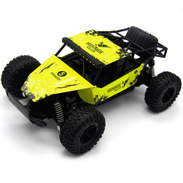 motoring cars Canada - New Design Rc Car High Speed Suv Drift Double Motors Drive Bigfoot Cars Remote Control Radio Controlled Machine Off -Road Vehicle Toy