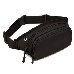 China Men Waterproof 1000D Nylon Sling Chest Fanny Pack Waist Bag Hip Bum Belt Messenger Shoulder Pouch Purse cheap waterproof sling pack suppliers