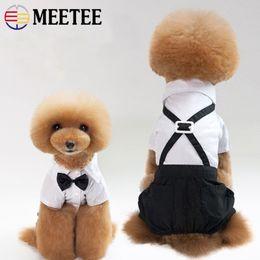 $enCountryForm.capitalKeyWord Canada - High Quality Pet Suit Dress Dog Suit Gentleman Dress Wedding Dress Bow Tie Bib Dog Clothing