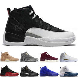 $enCountryForm.capitalKeyWord NZ - 12 mens basketball shoes Bordeaux Dark Grey Flu Game The Master Taxi Playoffs French Blue Gamma Barons Gym Red Suede Sunrise Sports sneakers